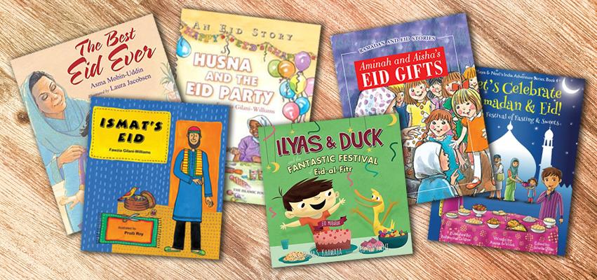 YMWA's Eid Booklist